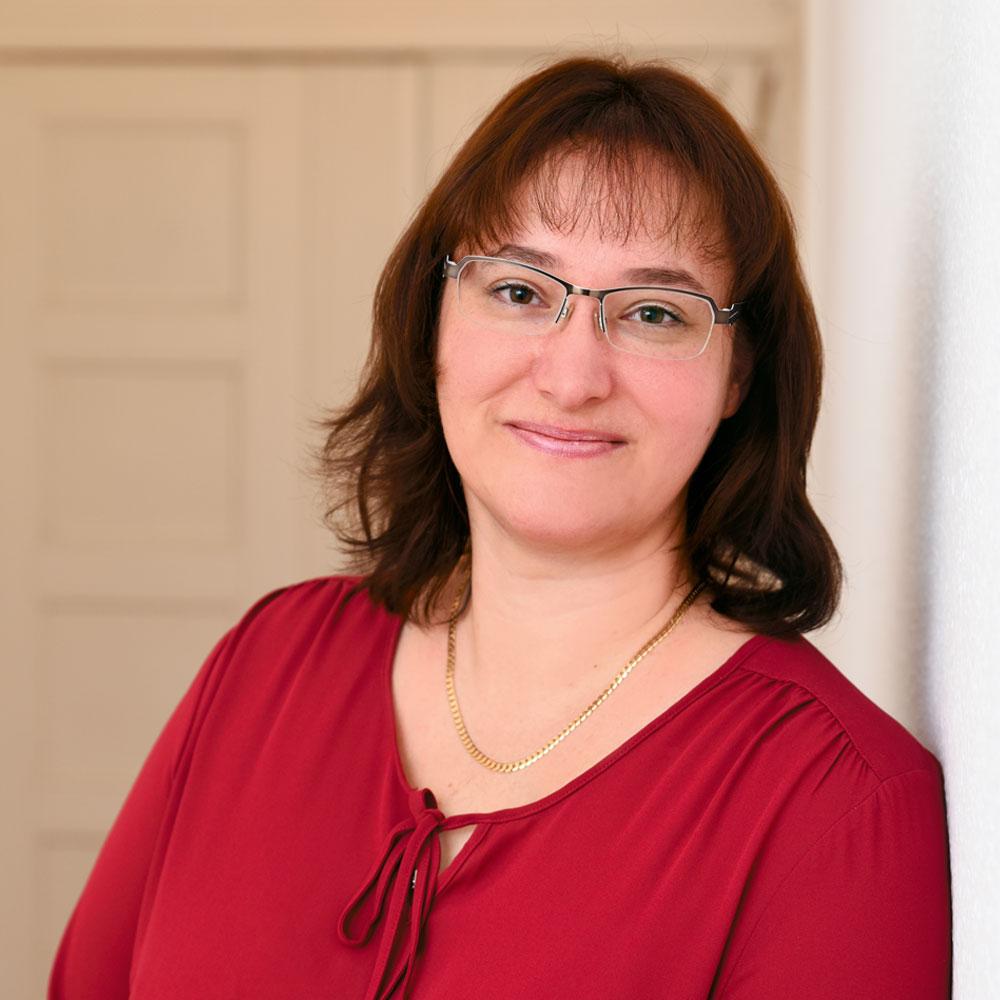 Steuerberaterin Maren Stein